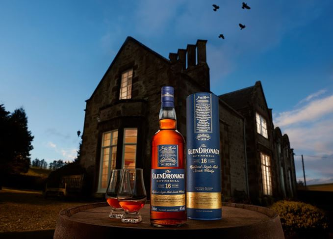 GlenDronach Boynsmill 16-year-old global travel retail exclusive