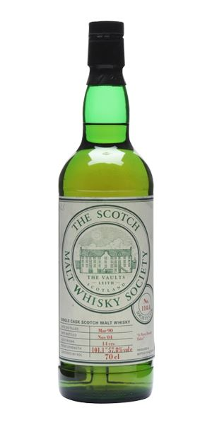 Longrow 14 Years Old, 114.4 'A Para Handy Tales' (SMWS)