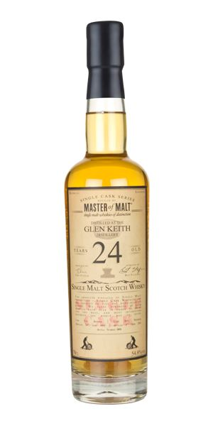 Glen Keith 24 Years Old, 1993 (Master of Malt)