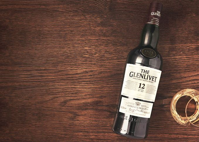 The Glenlivet 12 reintroduced