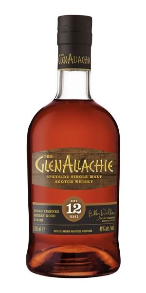 GlenAllachie 12 Years Old, Pedro Ximénez Finish