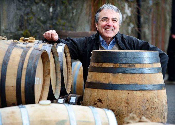 Tony Reeman-Clark Strathearn distillery