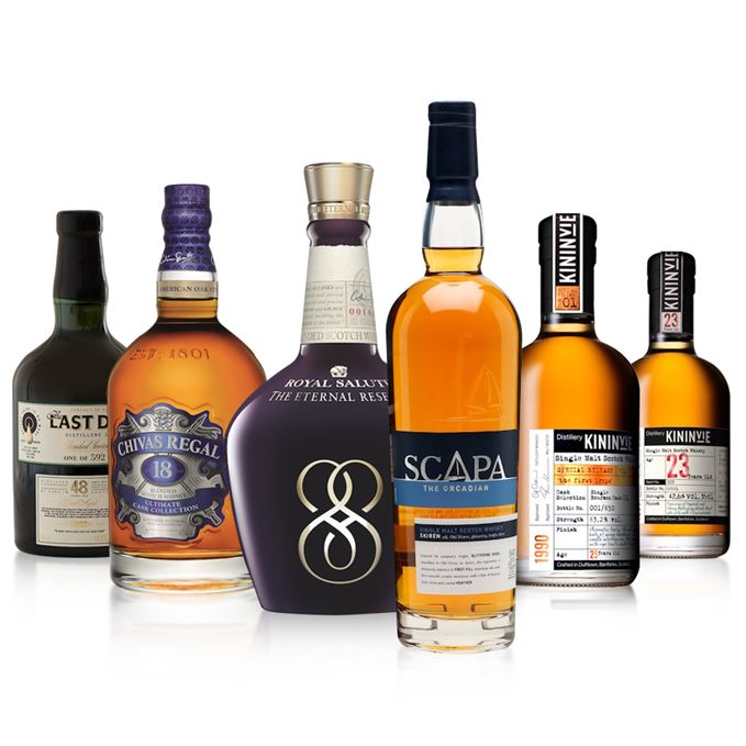 Batch 19 whisky line-up