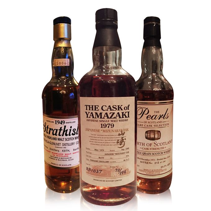 New whisky tasting notes: Rare Batch 19