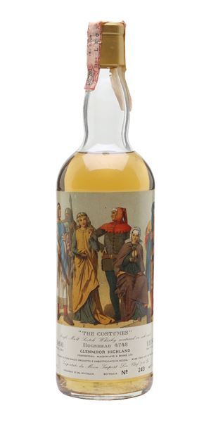Glen Mhor 1966, Costumes Series, Bottled 1988 (Moon Import)
