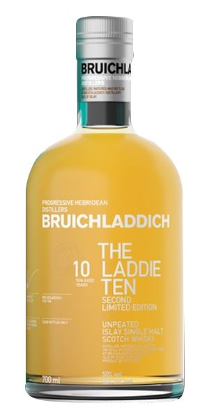 Bruichladdich The Laddie Ten 2nd Edition