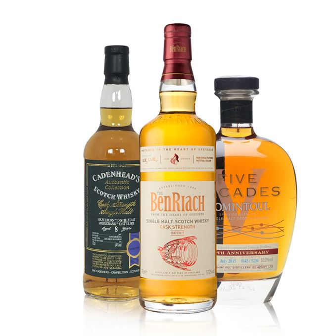 Whiskies of the Year 2016: Dave's picks