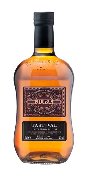 Jura Tastival 2016 Triple Sherry Finish