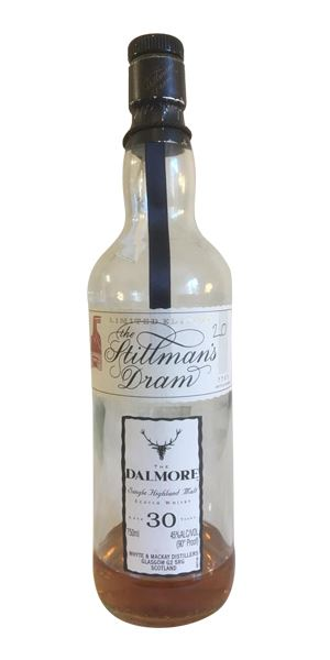 Dalmore 30 Years Old, Stillman's Dram