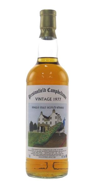 Glen Scotia 33 Years Old, Cask #2749, Bottled 2011 (Prestonfield Whisky Co.)