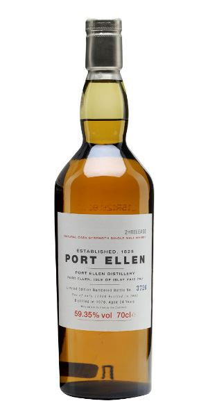 Port Ellen 1978, 24 Years Old, 2nd Release