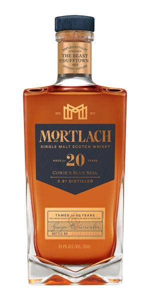 Mortlach 20 Years Old 'Cowie's Blue Seal'