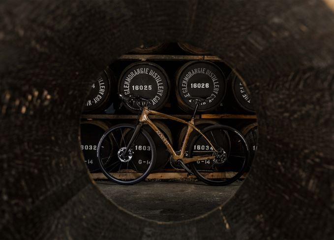 Glenmorangie bicycle Renovo