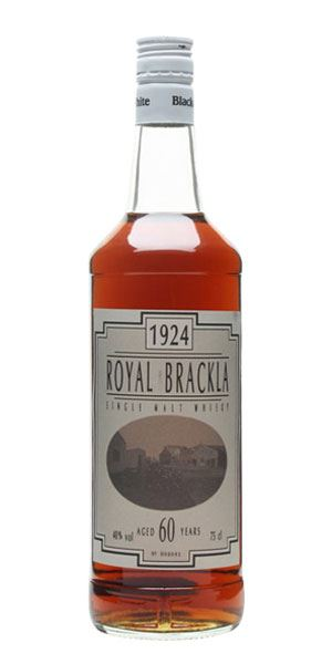 Royal Brackla 60 Years Old, Bottled 1984