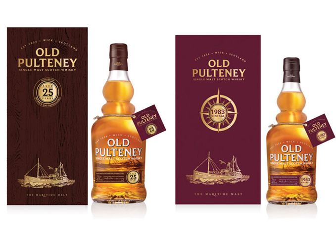 Old Pulteney 25-year-old 1983