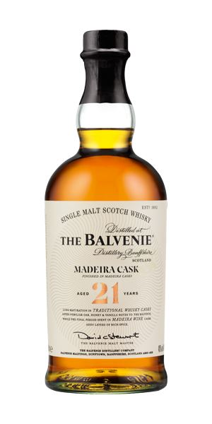 Balvenie Madeira Cask, 21 Years Old
