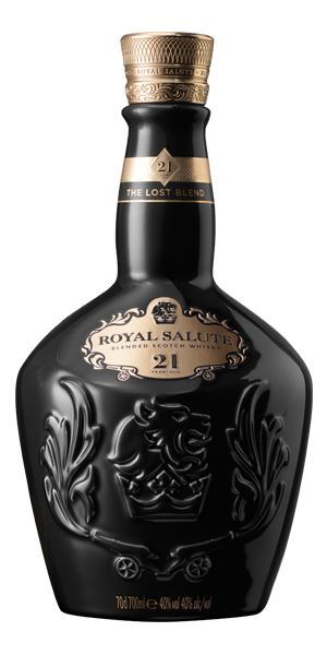 Royal Salute 21 Years Old, The Lost Blend