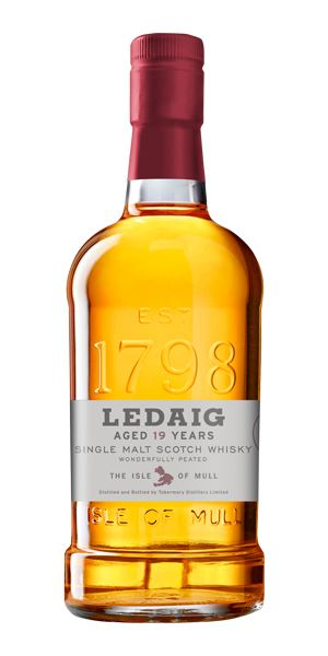 Ledaig 19 Years Old, PX Finish