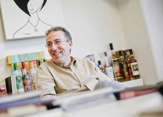 Thierry Bénitah La Maison du Whisky