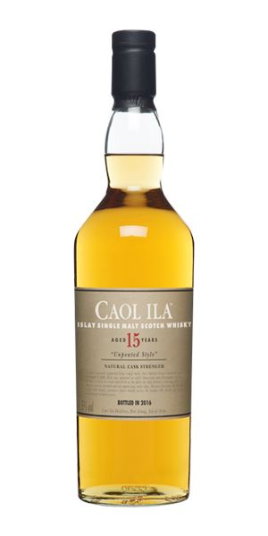 Caol Ila 15 Years Old, 2000