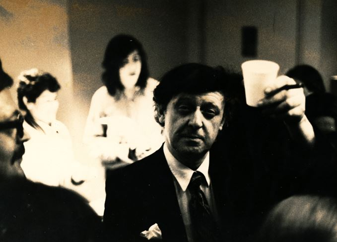 Famous whisky drinker: Anthony Burgess