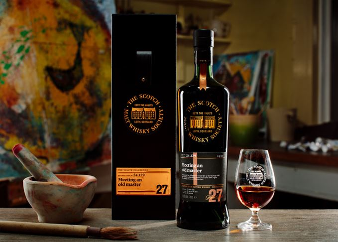 SMWS Meeting an Old Master 24.129