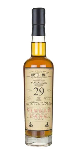 Macallan 29 Years Old, 1989 (Master of Malt)