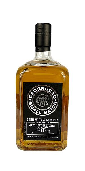 Glen Spey-Glenlivet 22 Years Old, 1995 (Cadenhead)
