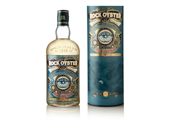 Rock Oyster Cask Strength from Douglas Laing