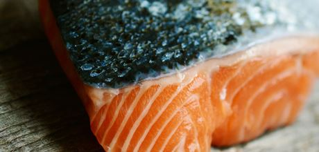 Scottish salmon's whisky connection