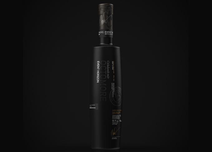 Octomore Event Horizon single malt whisky