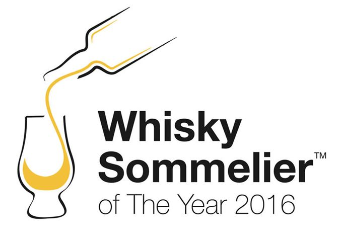 The Whisky Sommelier of the Year logo