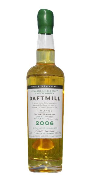 Daftmill 2006 single cask #21 (UK exclusive)