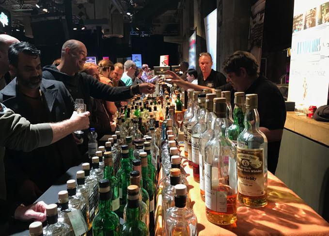 Whiskybase Gathering 2018