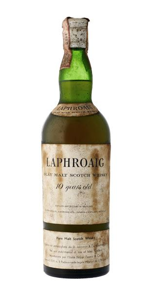 Laphroaig 10 Years Old (Filippi Fausto)