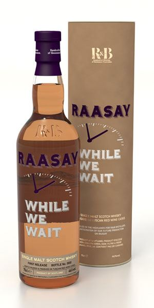 Raasay 'While We Wait'