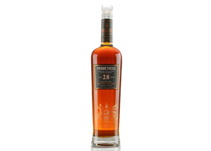 Prometheus 28-year-old from Glasgow Distillery Company