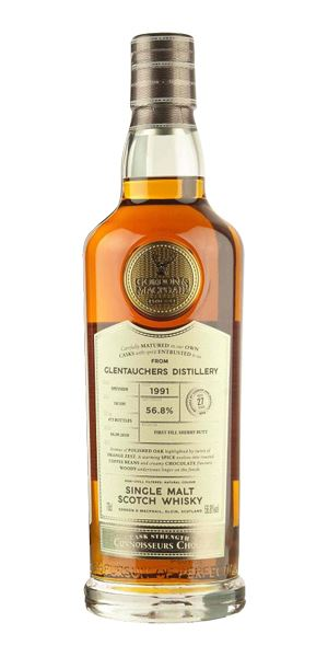 Glentauchers 27 Years Old, 1991, Connoisseurs Choice (G&M)