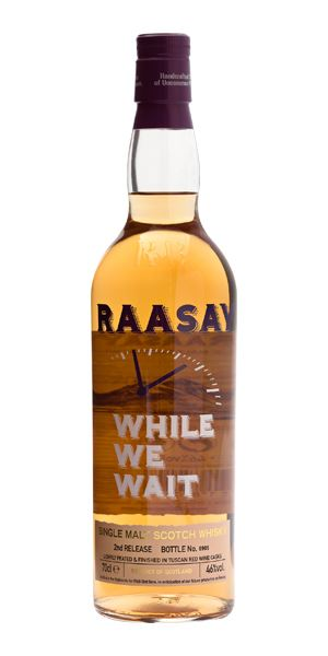 Raasay While We Wait Second Edition