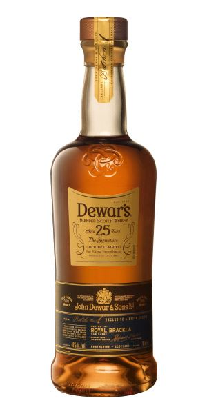 Dewar's 25 Years Old