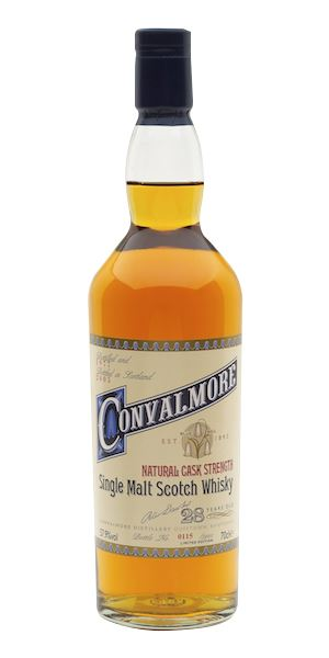Convalmore 28 Years Old (bottled 2005)