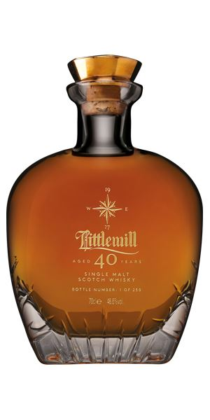 Littlemill 40 Years Old