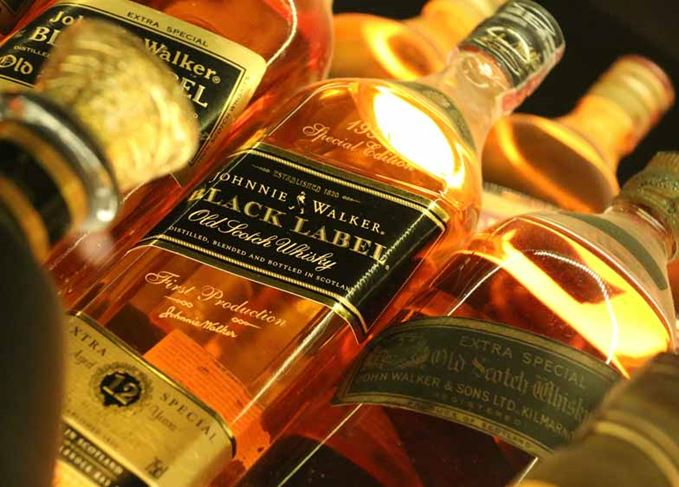 Diageo Johnnie Walker