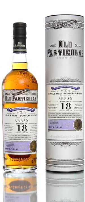 Arran 18 Years Old (Douglas Laing)