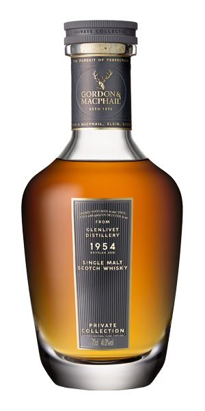 Glenlivet 64 Years Old, 1954, Private Collection (Gordon & MacPhail)