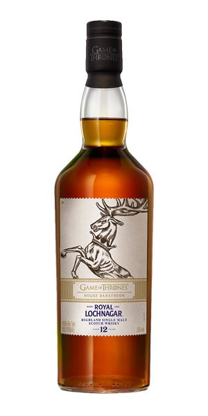 Royal Lochnagar 12 Years Old, Game of Thrones House Baratheon