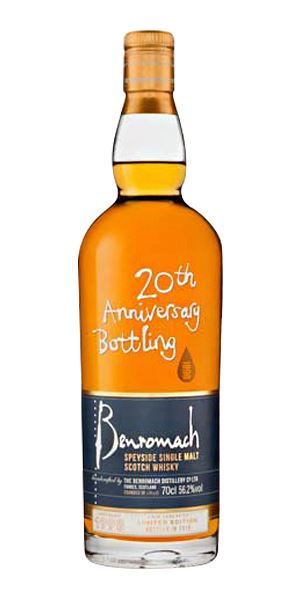 Benromach 20th Anniversary Bottling