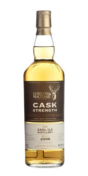 Caol Ila 2006 Cask Strength (Gordon & MacPhail)