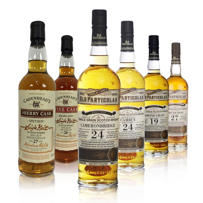 New whisky tasting notes Batch 78