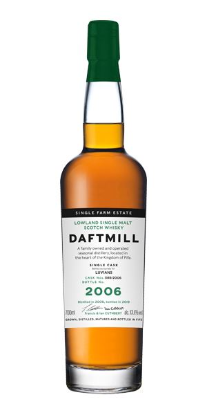 Daftmill 2006 single cask #89 (Luvians exclusive)